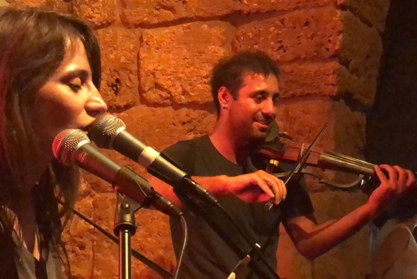 روك في NOW Beirut مع جوي فياض وأوليفر