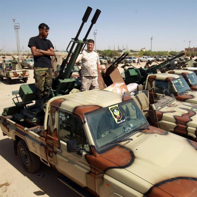 صراع المحاور: رمال الزعامة في ليبيا