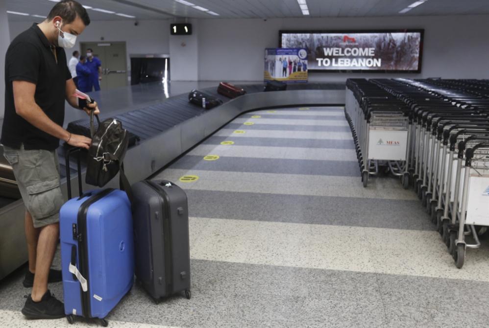 هرج ومرج في «مطار بيروت»
