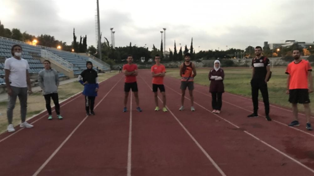 صورة عودة التمارين في الجامعة اللبنانية