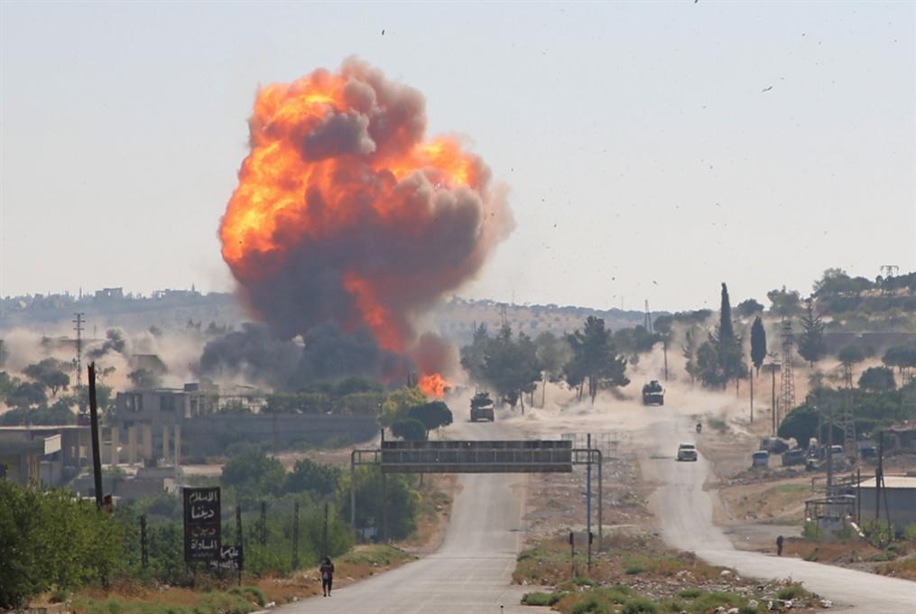 تفجير الدورية «الأهمّ» على M4: موسكو تشنّ حملة واسعة على إدلب