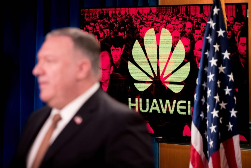 الصين تردّ على منع «هواوي» في بريطانيا: هناك ثمن يجب دفعه