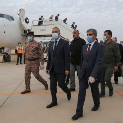 ظريف في بغداد عشيّة جولة الكاظمي الإقليميّة: عودة الوساطة بين الرياض وطهران