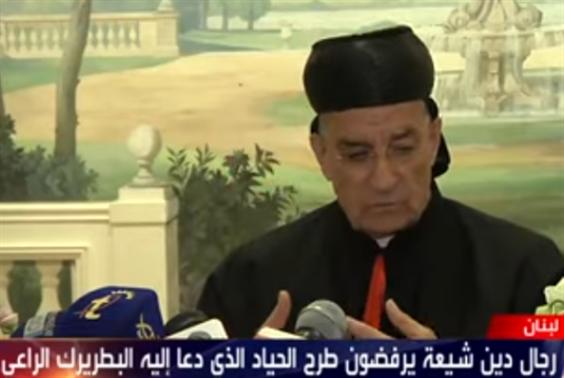 «العربية/الحدث» تزوّر كلام الراعي