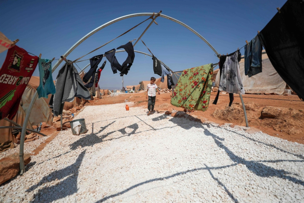 «معاً نستطيع!»... تكافلٌ لدعم فقراء الداخل السوريّ