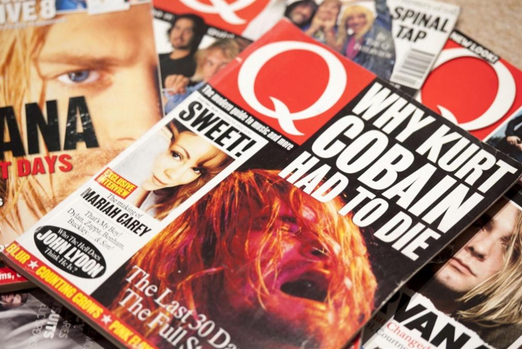 مجلة Q ضحية كورونا