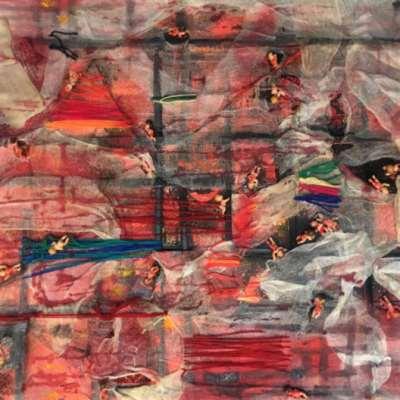 معرض في «نابو» يجمع فنانين عرباً: «يأس وأمل»... الفن متبصّراً الحرب والتاريخ