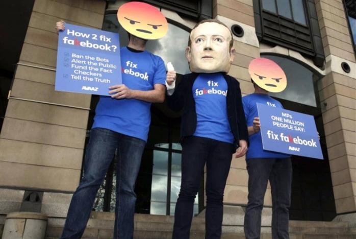 فايسبوك يختبر المقاطعة الإعلانية المرّة