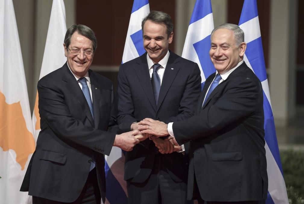 أنبوب غاز إسرائيل إلى أوروبا: طموح كبير... وعراقيل مانعة