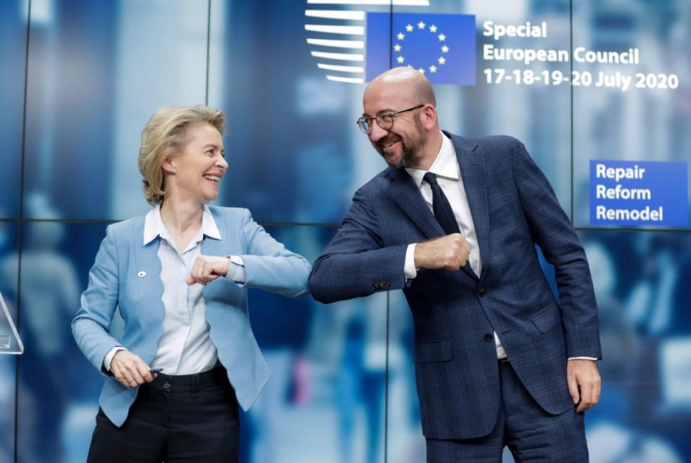 الأوروبيون يتلافون الانقسام: «مارشال» لإنقاذ الاقتصادات المتضرّرة