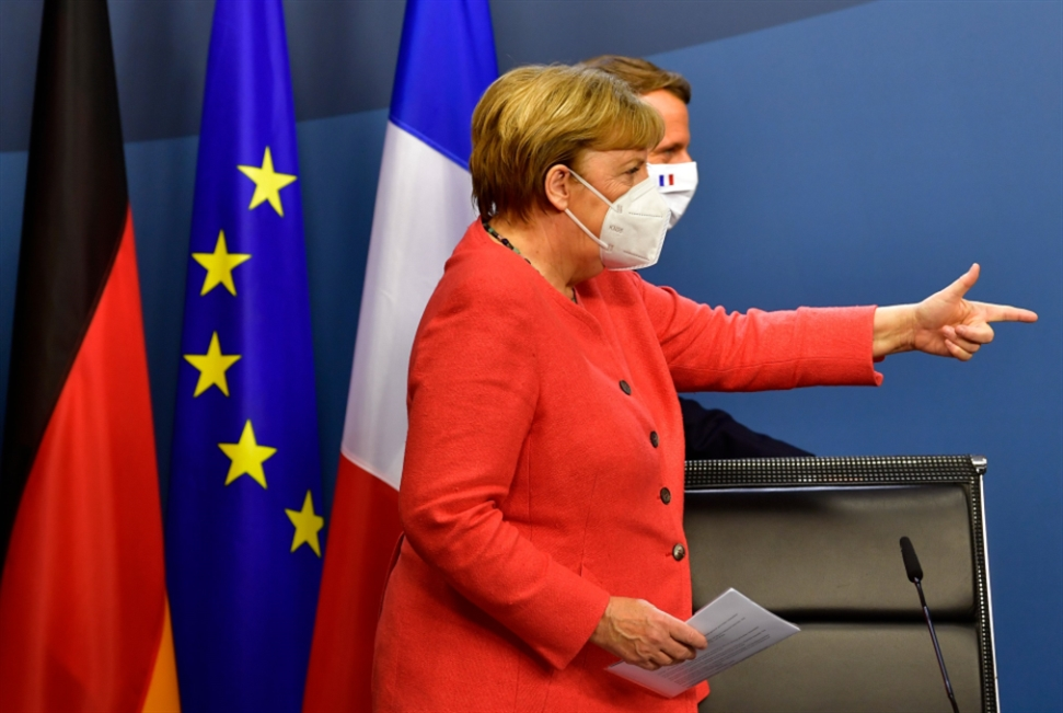 أوروبا: نكون حيث تكون واشنطن!