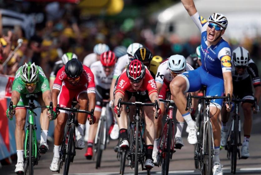 تقديم موعد سباق فرنسا للدراجات 2021