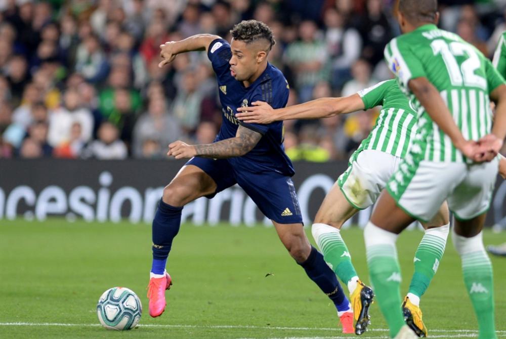 إصابة ماريانو بكورونا لن تؤثر على مباراة ريال وسيتي