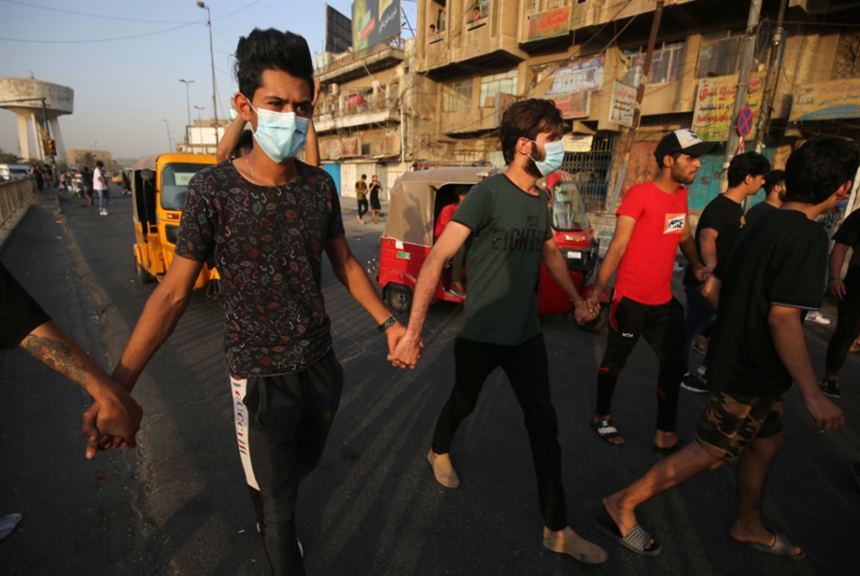 تظاهرات مطلبيّة بنكهة سياسيّة: الكاظمي هدفاً للضغوط
