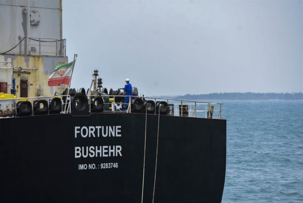 تحضيراتٌ أميركية لعرقلة شحنات وقود إيرانية إلى فنزويلا