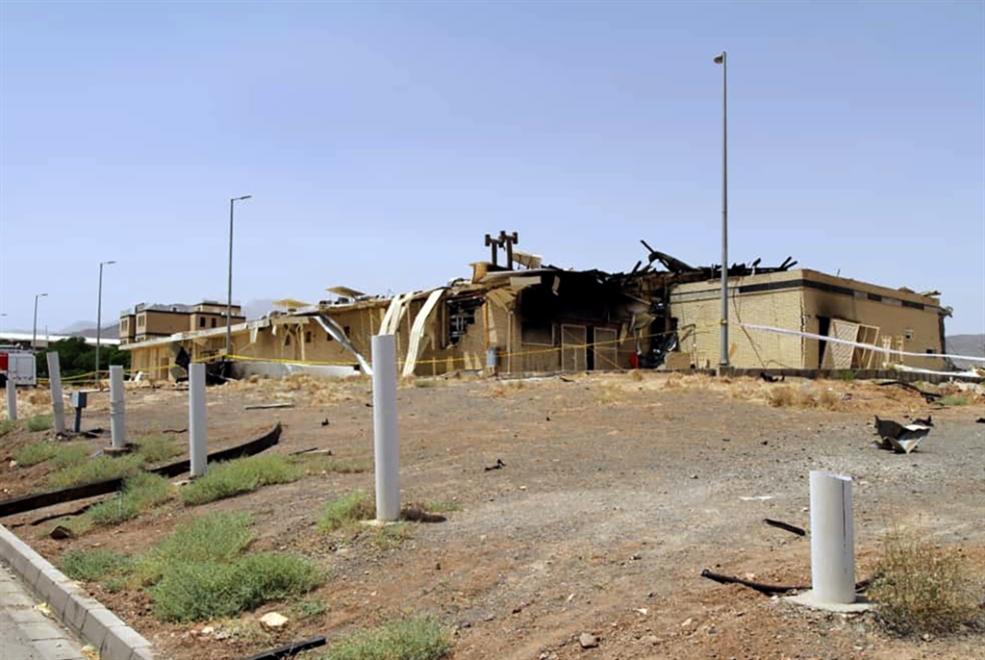 انفجار نطنز: شكوك حول هجوم إسرائيلي سيبراني