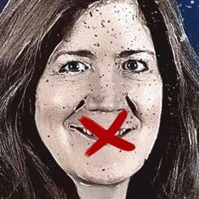 «جبهة الإعلام المقاوم»: سفيرة الفتنة اخرسي!