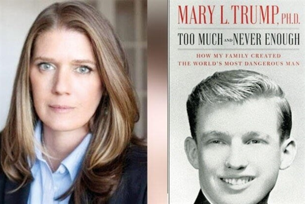 ماري إل. ترامب: كتاب يفضح دونالد؟