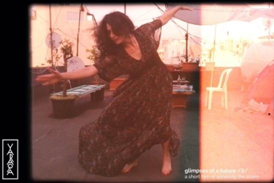 «يرقة» تتحدّى الحجْر: ومضات راقصة من المستقبل