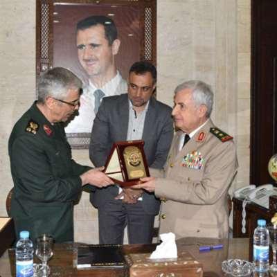 رسائل دمشق وطهران... توقيع اتفاقية عسكرية جديدة