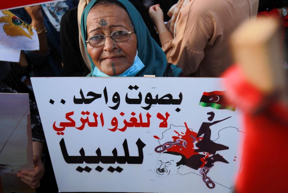 روسيا تتدخّل مجدّداً لمنع المواجهة المصرية ــ التركية