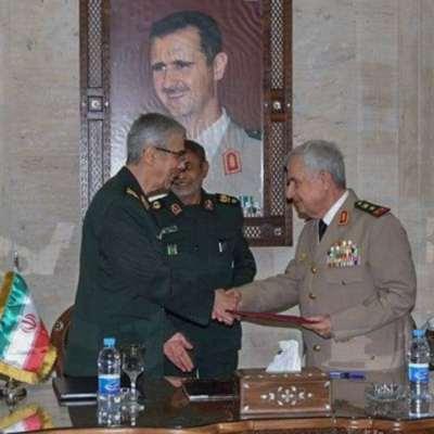 باقري في دمشق: لتطوير الدفاعات الجوية السورية