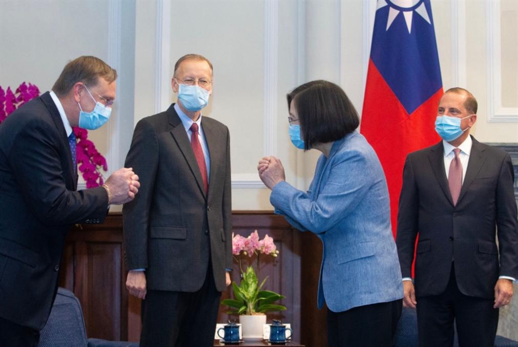 وفدٌ أميركي في تايوان: الإستفزازات لا تستدرج بكين