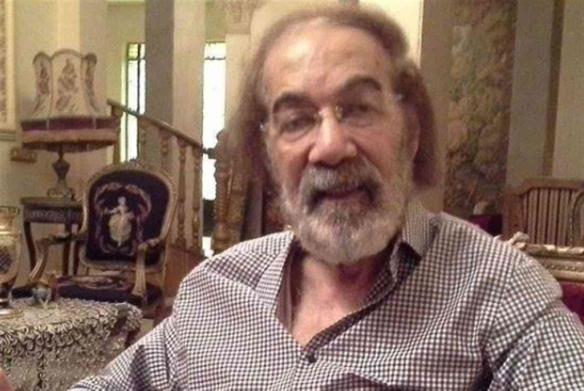 محمود ياسين بخير... وشائعة وفاته تغضب محبيه