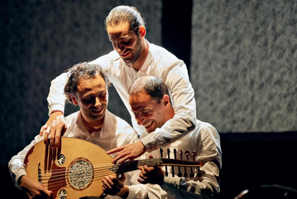 «تريو جبران»: تحية إلى محمود درويش في ذكراه