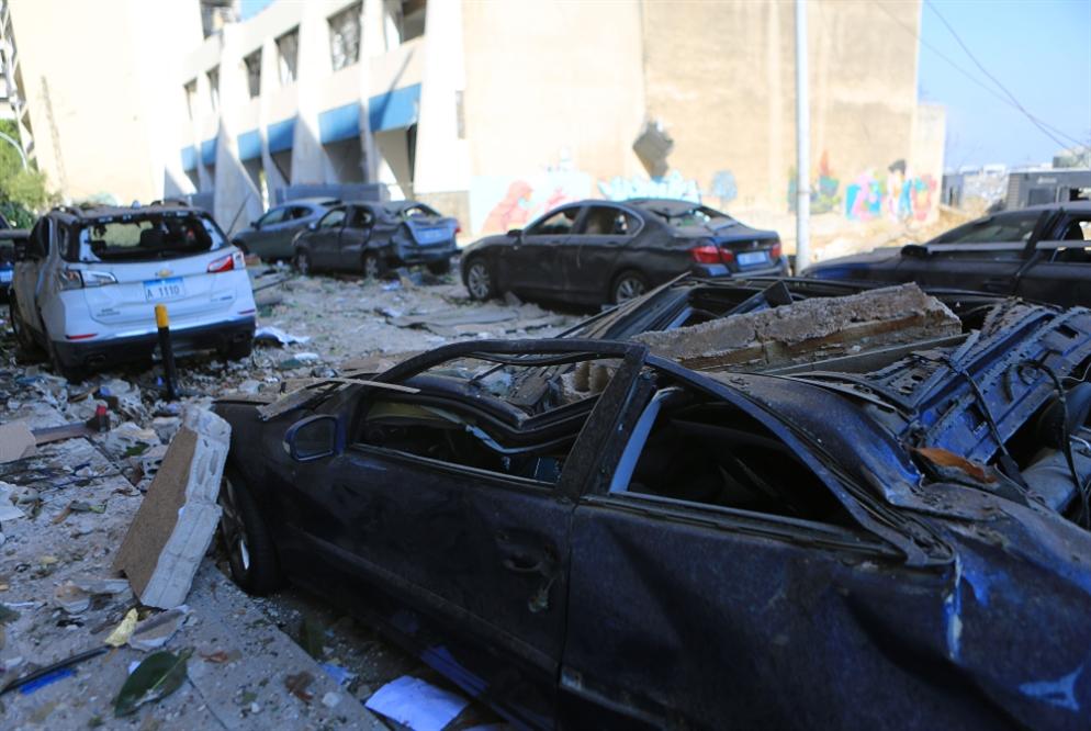 التحقيقات في تفجير مرفأ بيروت: القانون لا  يحقق العدالة!
