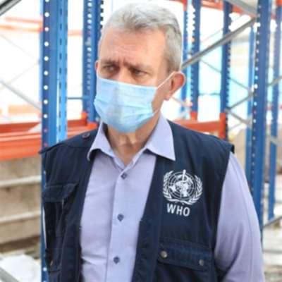 ريتشارد برينان: مدير برنامج الطوارئ الإقليمي في منظمة الصحة