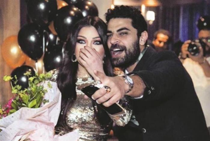 هيفا vs محمد وزيري: طلب منع النشر!