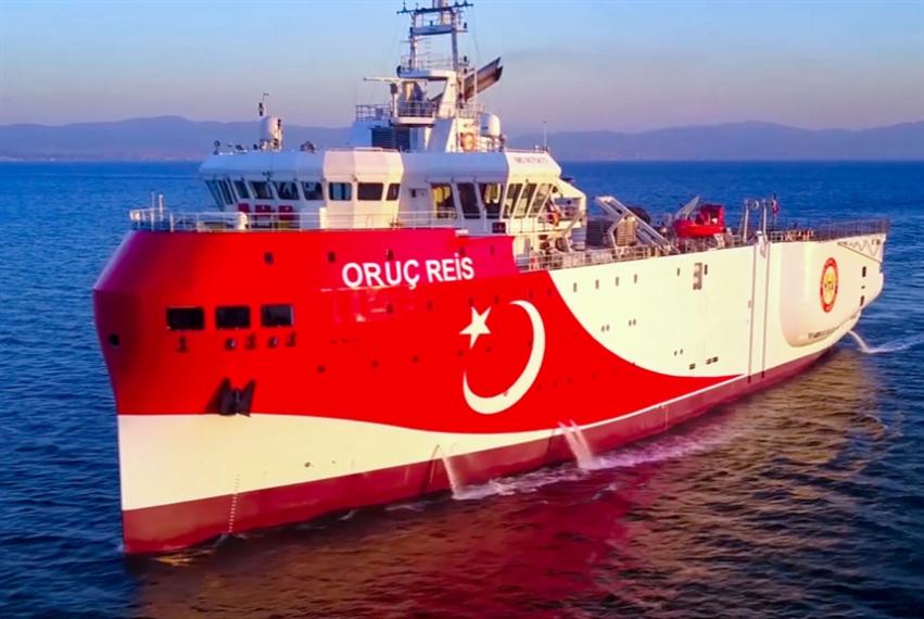 مواجهة مصرية ــ تركية جديدة... في البحر؟