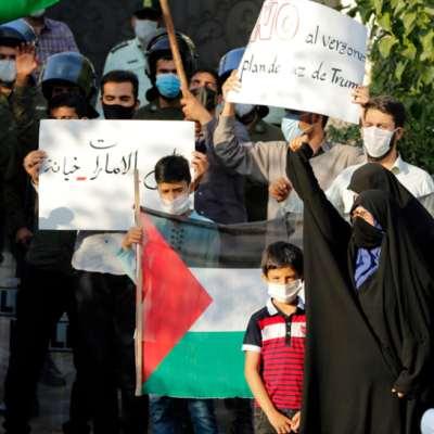 إسرائيل على الحدود الإيرانية