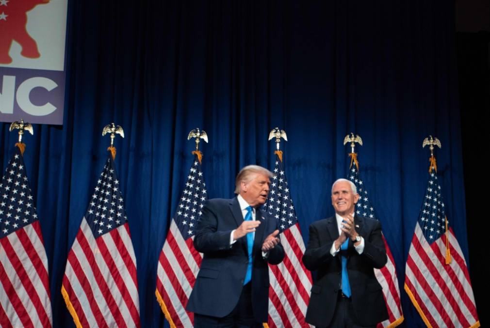 ترامب مُرشّحاً رسمياً: واثقٌ من الفوز!