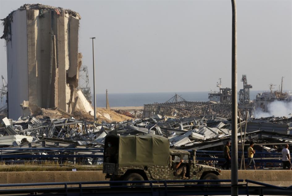 نتنياهو يُحدِّد وجهة التوظيف بعد تفجير المرفأ: مخازن حزب الله وصواريخه