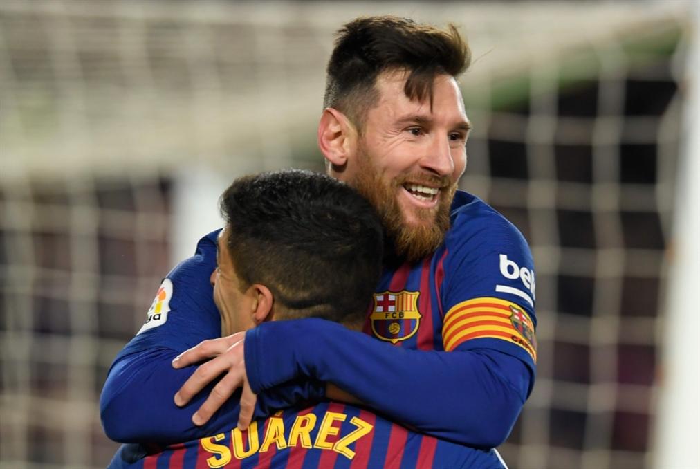 ميسي لم يبلغ برشلونة بعدم حضور التدريبات!