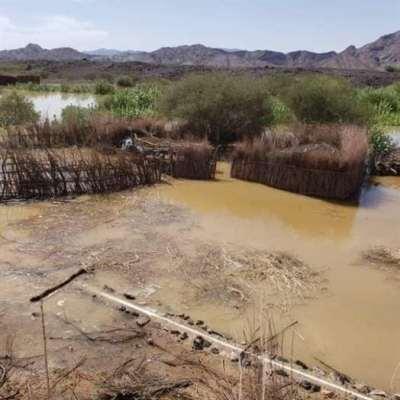 أعلى مستوى للمياه منذ 35 سنة: الانهيار يتهدّد سدّ مأرب