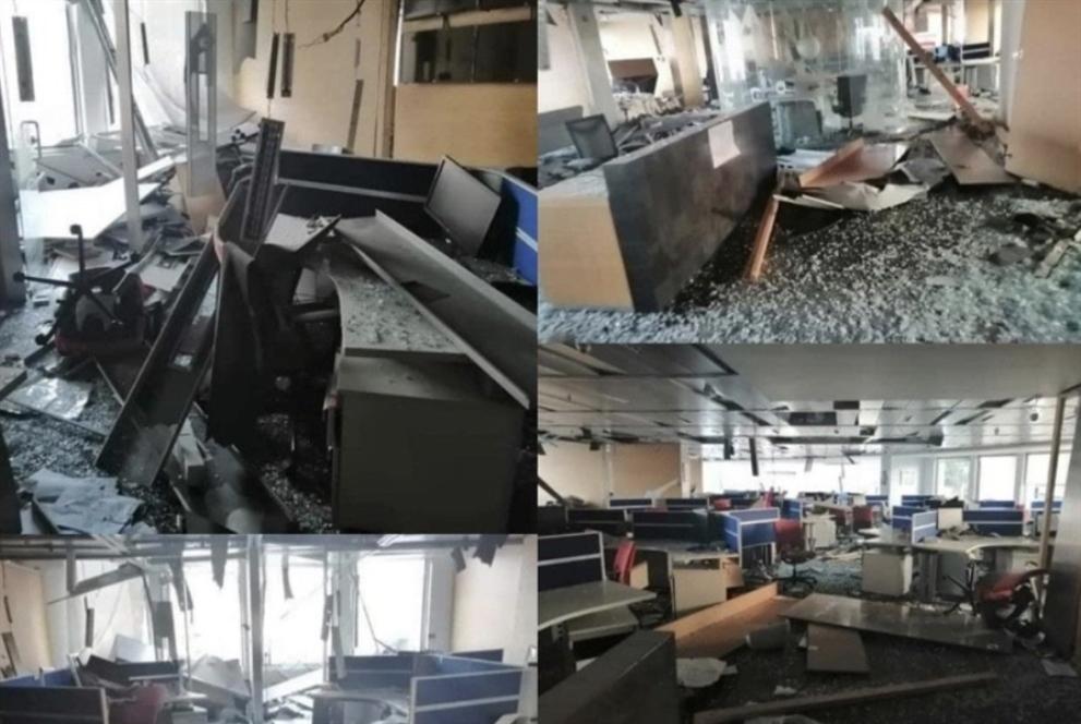 الاعلام اللبناني: مكاتب في مهب الانفجار