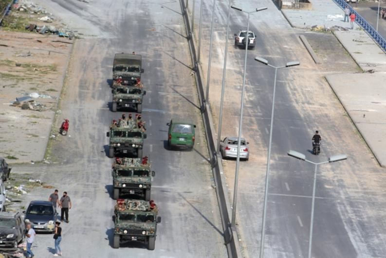 حالة طوارئ في بيروت... والإقامة الجبرية للمُشتبه فيهم