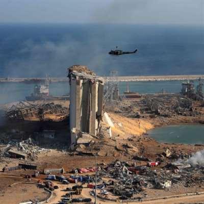 وجهة نظر تقنية لانفجار مرفأ بيروت