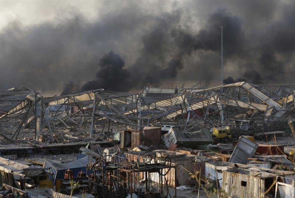 مرفأ بيروت مدمّر: عن أيّ كارثة نتحدّث؟