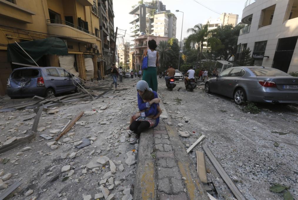 بيروت مدينة منكوبة