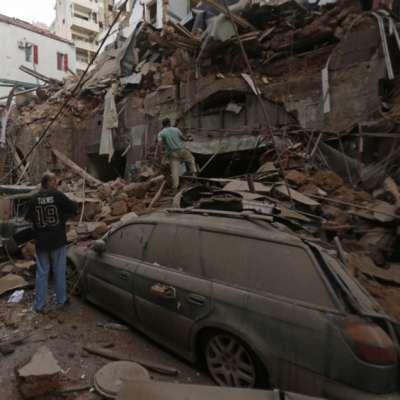 «حرب نووية» وقعت في بيروت