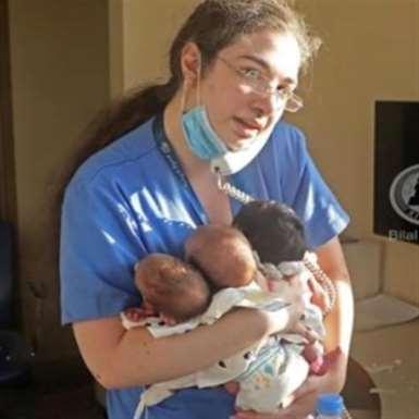 الممرضة باميلا زينون والرضّع: إنّها إرادة الحياة!