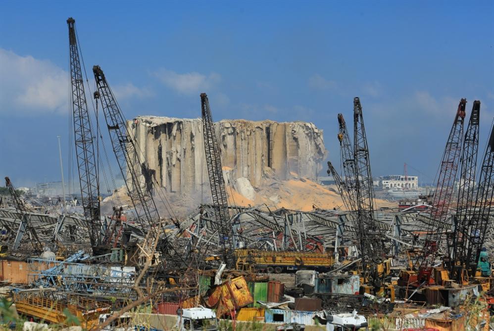 تدمير مرفأ بيروت: العبور الشاق نحو   البديل
