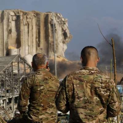 بيروت تحت حكم العسكر... لأسبوعين