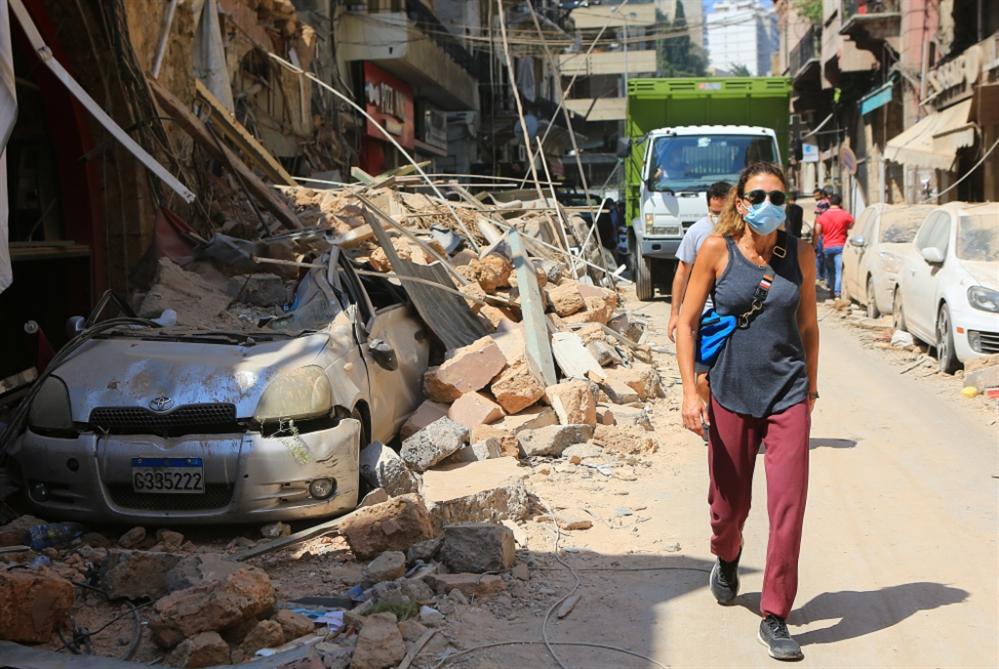 «روسوس» قنبلة موقوتة «زُرعت» في بيروت منذ 7 سنوات