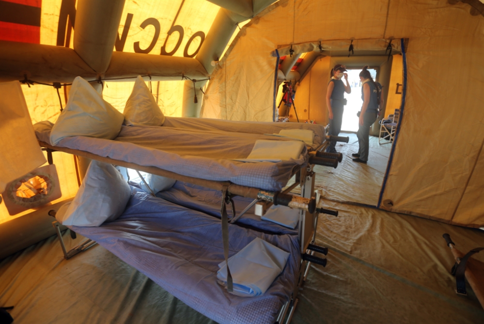 الجرحى 5 آلاف وأكثر من 800 في حال «صعبة»: المستشفيات الميدانية لـ«كورونا»؟