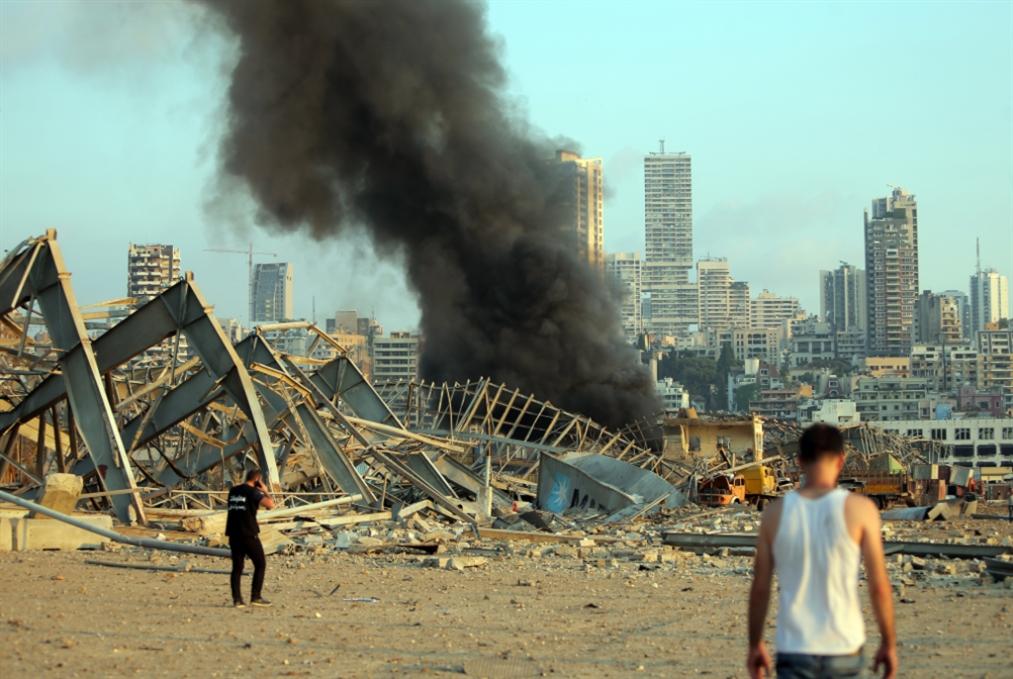 الأهوال اللبنانيّة المتوالية